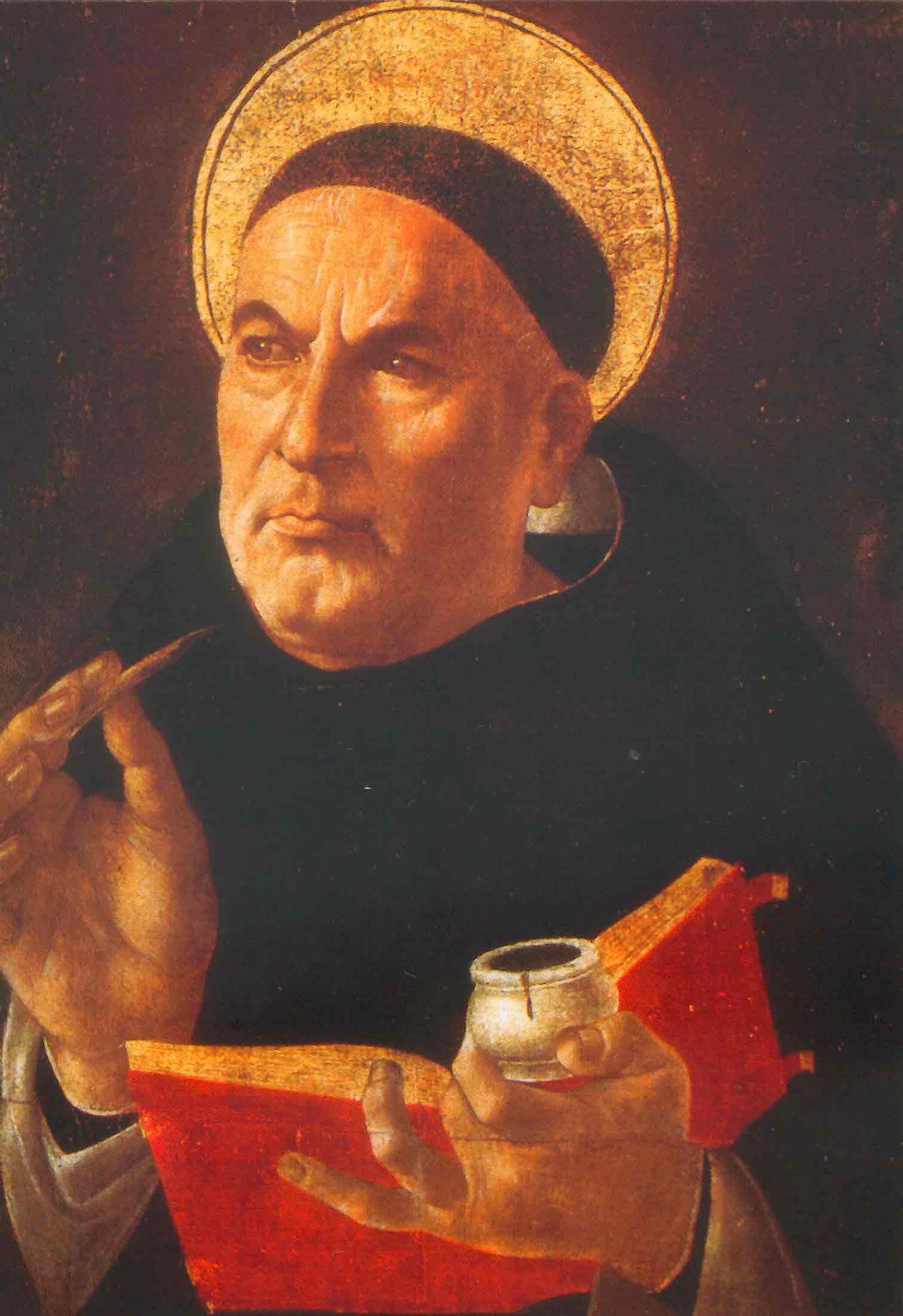 Santo Tomas de Aquino - Tomas-de-Aquino